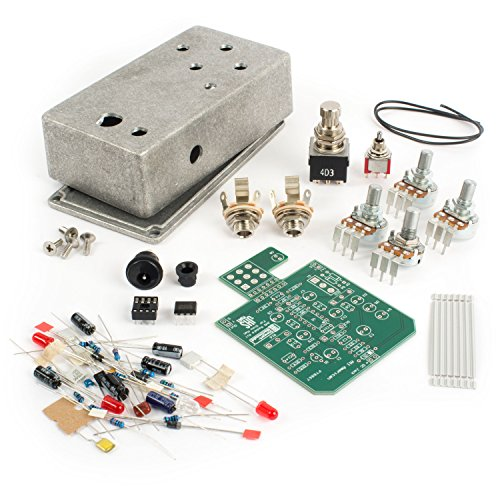 JHS All-American Distortion DIY Pedal Kit