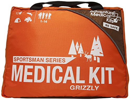 Adventure Medical Kits Sportsman Series First Aid Kit - Grizzly Pack