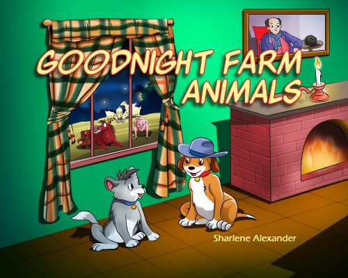 Goodnight Farm Animals