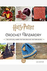 Harry Potter: Crochet Wizardry: The Official Harry Potter Crochet Pattern Book (English Edition) Edición Kindle