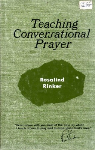 teaching-conversational-prayer-a-handbook-for-groups