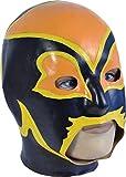 Bristol Novelties Wwe Super Star Rey Mysterio Wrestler Champion Fancy Party Cosplay Face Mask One Size Multi-Coloured
