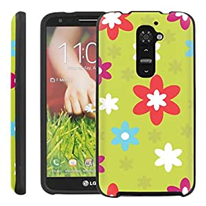 [ManiaGear] Design Graphic Image Shell Cover Hard Case (Tasty Flower) for LG G2 / D800 / D801 / LS980