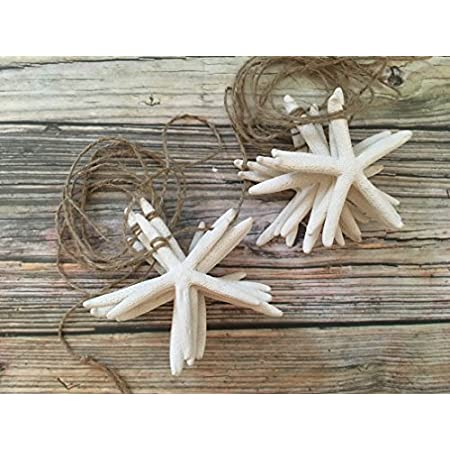 51PbfHG8TwL._SS450_ Beachy Starfish and Seashell Garlands