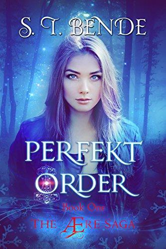 Perfekt Order: A YA Superhero Fantasy Adventure (The Ære Saga Book 1)
