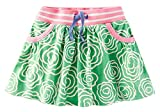 Fiream Girls Summer Cotton Water Printing Beach Skirt(S0169,18M)