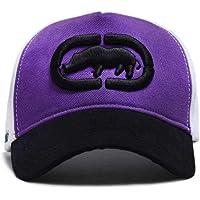 ECKO UNLTD Mor Erkek Nakışlı Baseball Cap Şapka