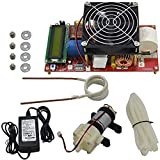 SODIAL Us Plug 2000W Zvs Induction Heating Heater Module Scm Control Circuit Board Driver Coil