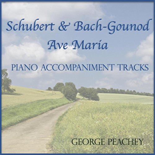 Ave Maria Accompaniment - Ave Maria in B-Flat Major, D. 839