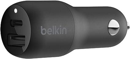 Belkin Boost Charge Usb C Kfz Ladegerät 30 W Elektronik