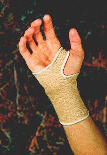 Sport Aid Slip on Wrist Support - Latex Free (Medium 6.75-7.5'')