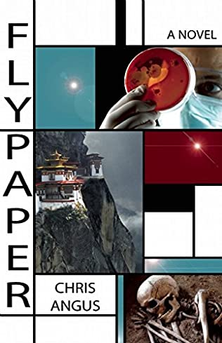 book cover of Flypaper
