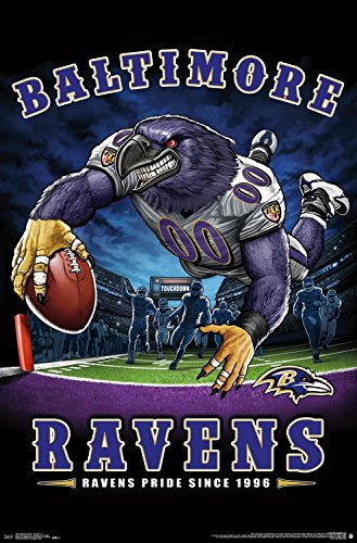 cheap baltimore ravens posters