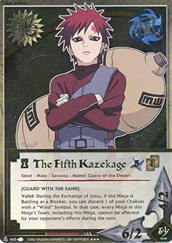 Naruto - The Fifth Kazekage