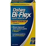 Osteo Bi-Flex Triple Strength w/ Vitamin D, 120 Coated Tablets