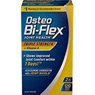 Osteo Bi-Flex Triple Strength w/Vitamin D (120 Coated Tablets)