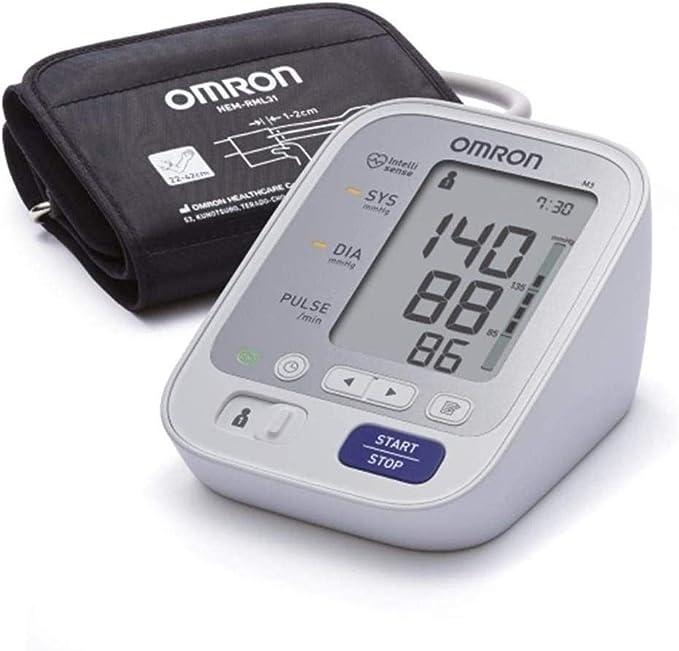 OMRON M3 - Tensiómetro de brazo digital con detección del ...