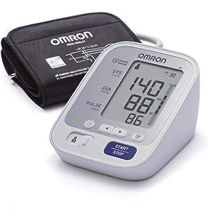 OMRON M7 Intelli IT - Tensiómetro de brazo, Bluetooth, aplicación ...