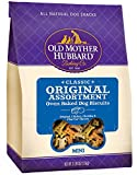whole feed corn - Old Mother Hubbard Classic Crunchy Natural Dog Treats, Original Assortment Mini Biscuits, 3.8 (3 lb 13oz)-Pound Bag