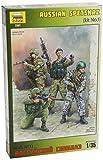 Zvezda - Z3561 - Maquette - Forces Spéciales Russes - Echelle 1:35