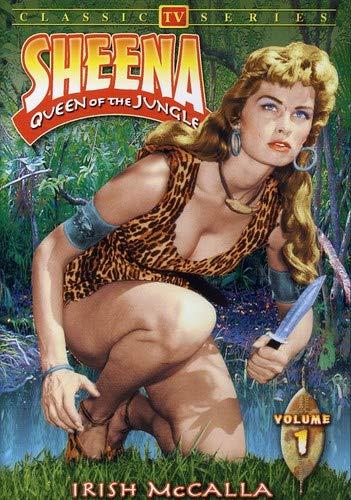 Sheena Queen Of The Jungle - Volume 1