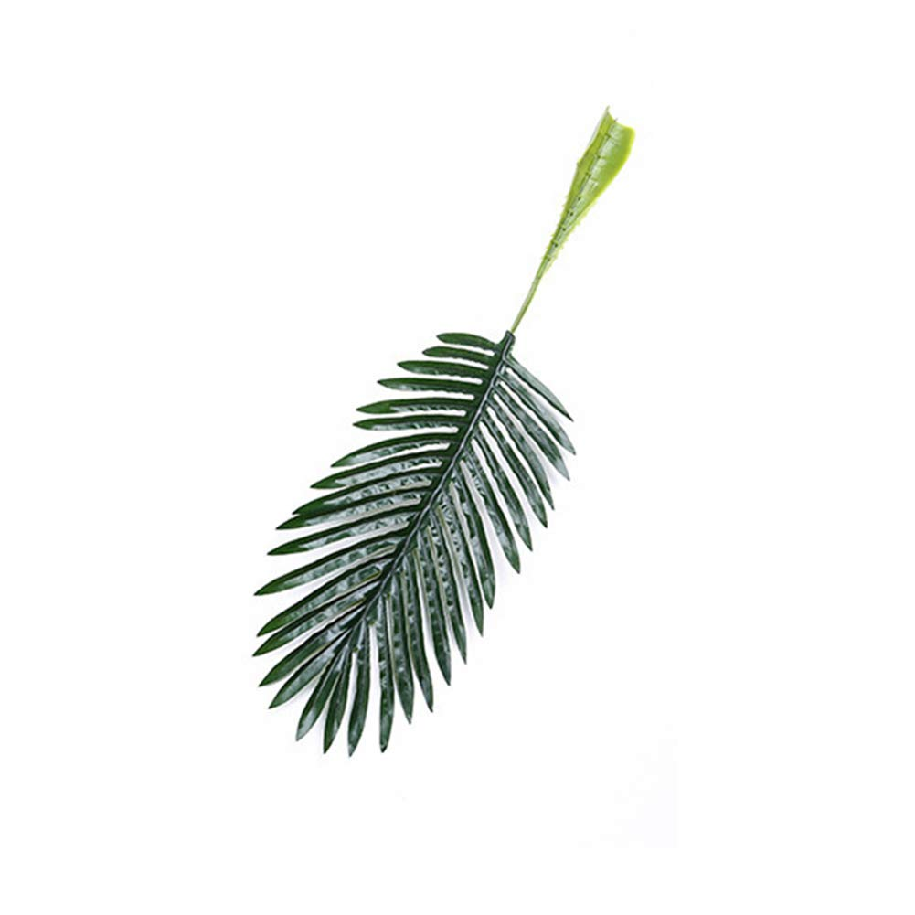 Catnew 1Pc Vivid Artificial Coconut Tree Palm Green Leaves Plant Office Home Garden Decor Fake Plant S