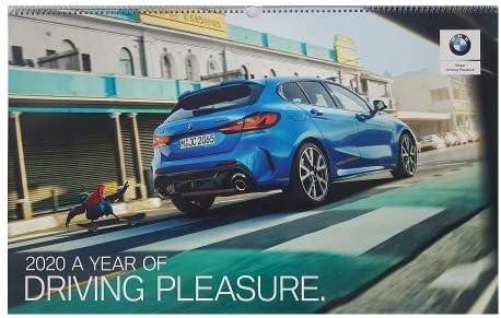 BMW Calendrier Mural 2020.: Amazon.fr: Auto et Moto