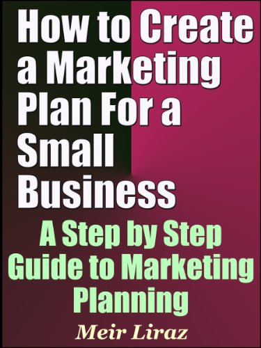 How to create a marketing plan for a small business