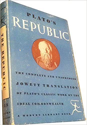 Plato's The Republic: Plato, Benjamin Jowett: Amazon.com: Books