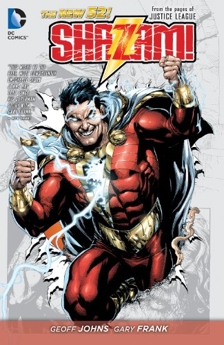Image result for shazam geoff johns