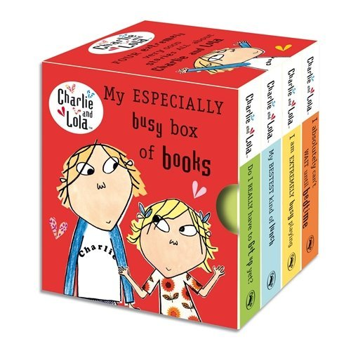Download By Lauren Child My Especially Busy Box of Books (Charlie and Lola) [Board book] ebook