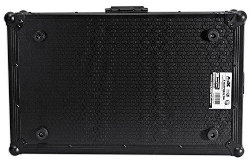 ProX X-MXTPRO3LTBL Black Travel Flight Case For Mixtrack Pro 3 w/ Laptop Shelf by Pro-X (Image #4)