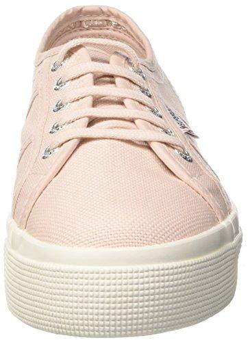 Superga 2730-Cotu, Zapatillas Para Mujer Rosa (Pink SKIN)