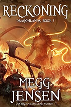 Reckoning (Dragonlands Book 5) by [Jensen, Megg]