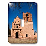 Danita Delimont - Church - Arizona, Tumacacori National Historic Park, Morning in the park - Light Switch Covers - single toggle switch (lsp_229740_1)