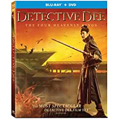 DETECTIVE DEE: THE FOUR HEAVENLY KINGS debuts on Blu-ray, DVD and Digital Nov. 13 from Well Go USA