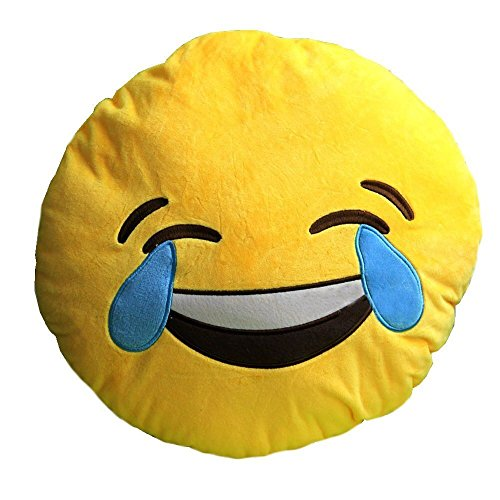 HeroNeo Smiley Emoticon Cushion Stuffed