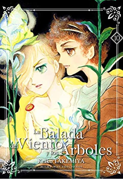 La Balada Del viento y Los Árboles, Vol. 10: Amazon.es: Takemiya ...