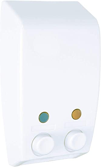 Dispensador de jab/ón Wenko 21040100 Forest 8,5 x 6,5 x 16,5/cm