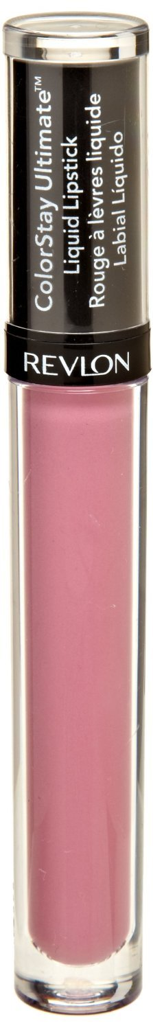 Revlon ColorStay Ultimate Liquid Lipstick, Ultimate Orchid 0.10 oz (Pack of 2)