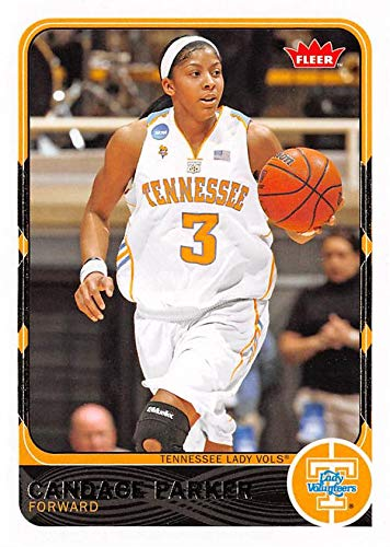 Candace Parker Basketball Card (Tennessee Volunteers) 2012 Fleer Retro #6 ()