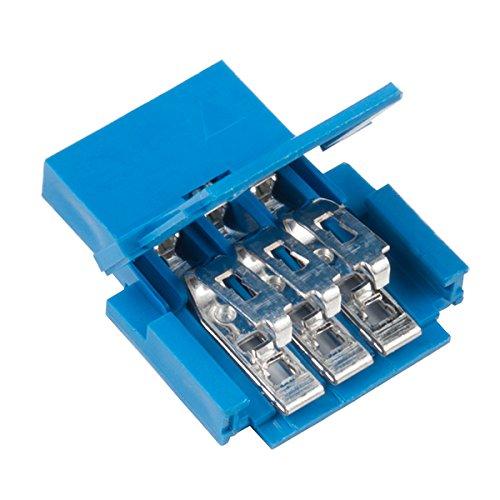 - Amphenol FCI Clincher Connector (3 Position, Female)