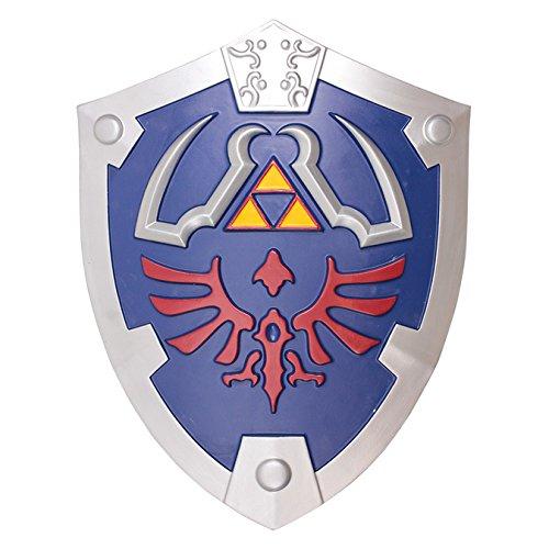SwordMaster - Large Blue Link's Knight Hylian Foam Shield from the Game Legend of Zelda -
