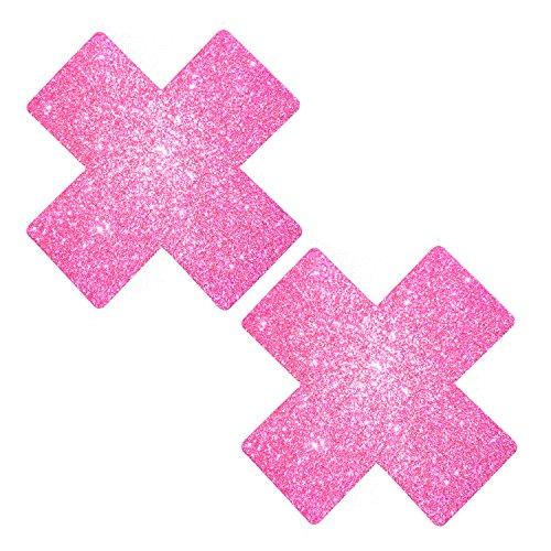 Nipztix Pasty X Factor Malice Glitter Pasties Nipple