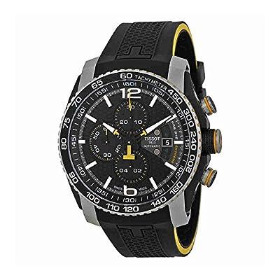 Tissot Men's T0794272705701 PRS 516 Analog Display Swiss Automatic Black Watch from Tissot