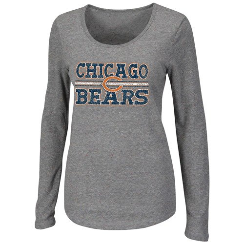 chicago-bears-womens-majestic-nfl-coin-toss-iii-long-sleeve-tri-blend-shirt