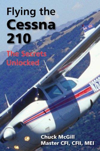 Flying the Cessna 210: The Secrets Unlocked Cessna Single Engine Aircraft