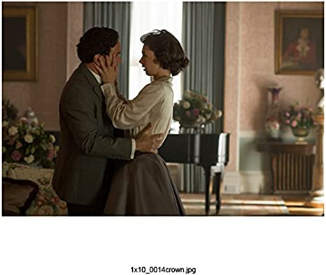 The Crown Ben Miles As Peter Townsend And Vanessa Kirby As