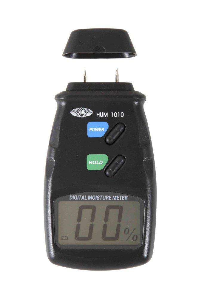 Higrómetro para Madera con Pantalla LCD