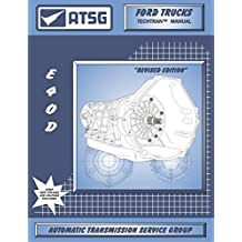 ATSG Ford E4OD E40D Transmission Rebuild Instruction Service Tech Manual